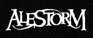 "Alestorm 5.5x2"" Printed Patch"