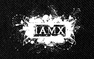 "IAMX 4x3"" Printed Patch"