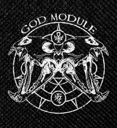 "God Module 4x4"" Printed Patch"