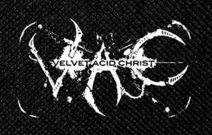 "Velvet Acid Christ 4.5x3"" Printed Patch"