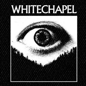 "WhiteChapel - Eye 4.5x4.5"" Printed Patch"