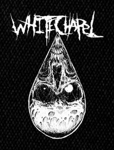 "Whitechapel - Alien 4x4.5"" Printed Patch"