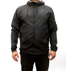 Raptor IV Black Windbreaker