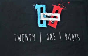 Twenty One Pilots - Logo - Test Backpatch
