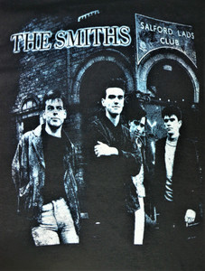 The Smiths - Salford Lads Club - Test Backpatch