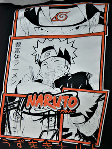 Naruto Ramen Fight - Test Backpatch