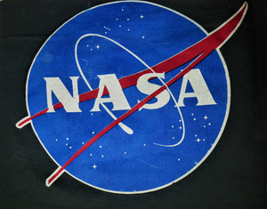 Nasa - Logo - Test Backpatch