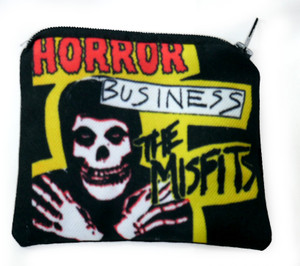 The Misfits - Horror Business Coin purse