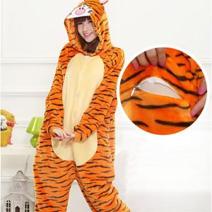 Winnie Pooh's Tigger Tiger Adult Kigurumi Onesie