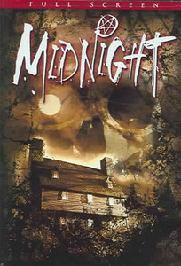Midnight DVD Horror Film