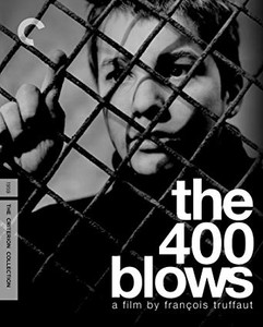 The 400 Blows 1959 Classical DVD French Film