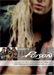Video Hits: Poison DVD