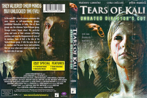 Tears of Kali Unrated Director's Cut DVD