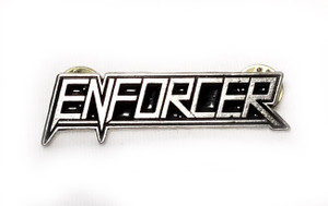 Enforcer - Logo - Metal Badge Pin