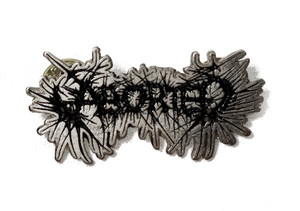 Aborted - Logo - Metal Badge