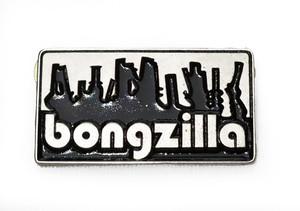 Bongzilla - Bongs - Metal Badge Pin