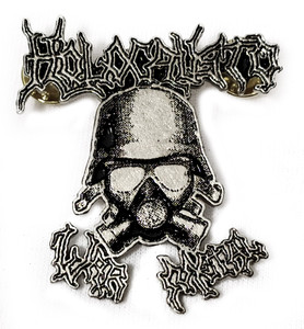 Holocausto - War Metal - Metal Badge