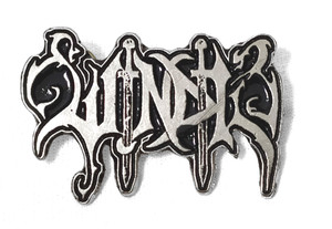 Windir - Logo - Metal Badge