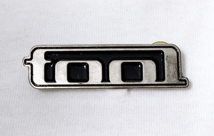 Tool - Logo - Metal Badge
