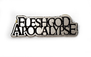 Fleshgod Apocalypse - Logo - Metal Badge Pin