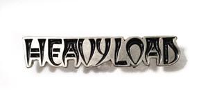 Heavyload - Logo - Metal Badge Pin