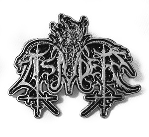 Tsjuder - Logo - Metal Badge