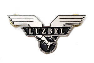 Luzbel - Logo - Metal Badge Pin