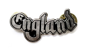 Motorhead - England - Metal Badge Pin