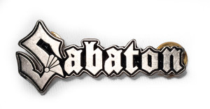 Sabaton - Logo - Metal Badge