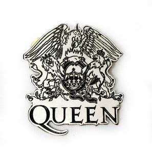 Queen - Eagle & Lions - Metal Badge Pin