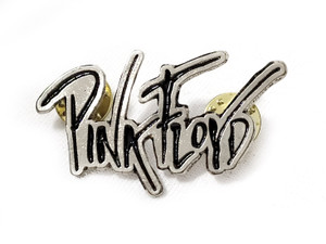 Pink Floyd - Logo Metal Badge