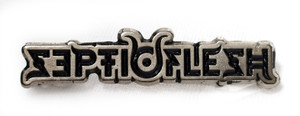 Septicflesh - Logo Metal Badge