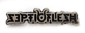 Septicflesh - Logo Metal Badge