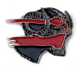 Mercyful Fate - Melissa Metal Badge