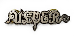 Ulver - Logo Metal Badge