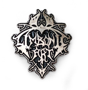 Limbonic Art - Logo Metal Badge