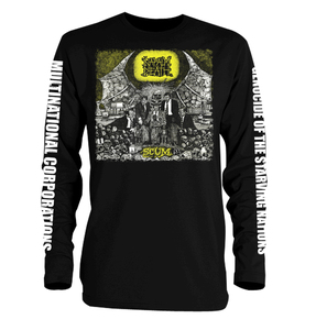 Napalm Death - Scum Long Sleeve T-Shirt