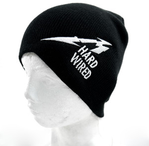 Metallica - Hard Wired Embroidered Beanie