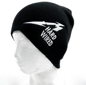 Metallica - Hard Wired Embroidered Beanie