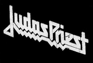 "Judas Priest Logo 6x4"" Printed Patch"