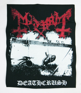 Mayhem Deathcrush - Test Backpatch