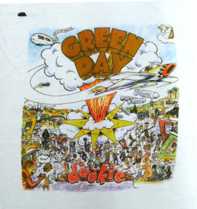 Green Day - Dookie - Test Backpatch