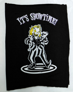 Beetlejuice - It's Showtime! - Test Backpatch