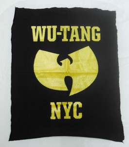 Wu-Tang Clan NYC - Test Backpatch