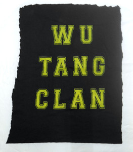 Wu-Tang Clan - Test Backpatch