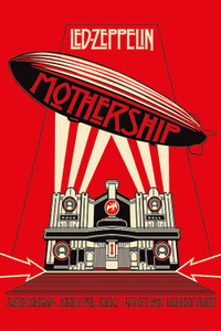 "Led Zeppelin - Mothership 24x36"" Poster"