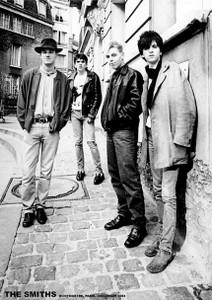 "The Smiths - Paris 1984 24x36"" Poster"