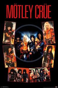 """Motley Crue - Shout at the Devil 24x36"""" Poster"""
