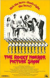 """Rocky Horror Picture Show - Legs 24x36"""" Poster"""