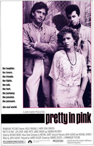 """Pretty in Pink 24x36"""" Poster"""